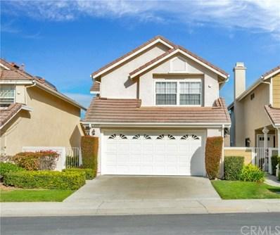 2439 Avenida Mastil UNIT 93, San Clemente, CA 92673 - MLS#: OC18033033