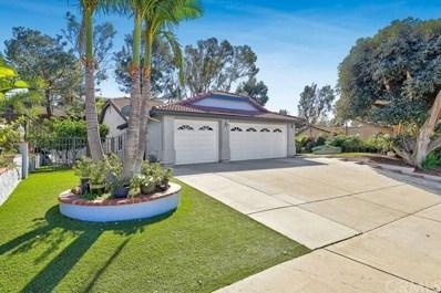 1170 Vidas Circle, Escondido, CA 92026 - MLS#: OC18034560