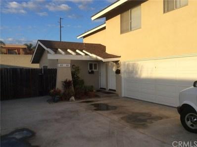 421 Portland Circle, Huntington Beach, CA 92648 - MLS#: OC18034572