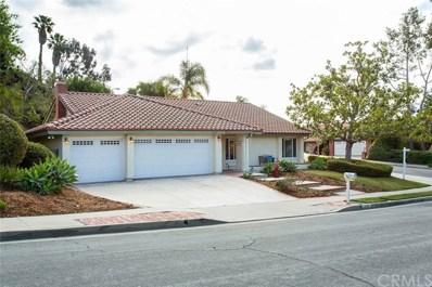 2549 N Ridgecrest Lane, Orange, CA 92867 - MLS#: OC18036890