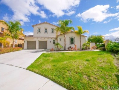 22260 Rosemary Canyon Court, Corona, CA 92883 - MLS#: OC18038789