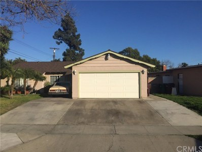 1827 S Marine Street, Santa Ana, CA 92704 - MLS#: OC18039941