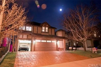 25364 Irving Lane, Stevenson Ranch, CA 91381 - MLS#: OC18041569