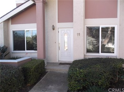 11 Wildflower, Irvine, CA 92604 - MLS#: OC18041844