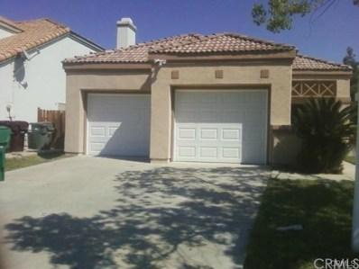 16580 War Cloud Drive, Moreno Valley, CA 92551 - MLS#: OC18044746