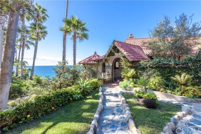 2529 South Coast HWY, Laguna Beach, CA 92651 - MLS#: OC18045257