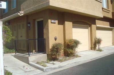 5029 E Tenderrow Place UNIT A, Orange, CA 92867 - MLS#: OC18047323