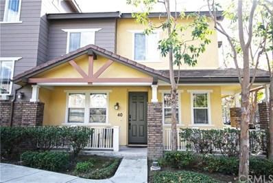 40 Garrison, Ladera Ranch, CA 92694 - MLS#: OC18048632