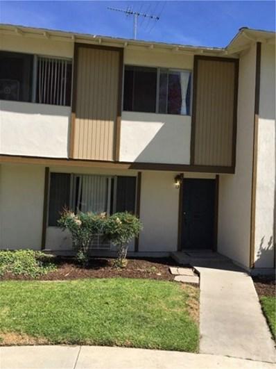 1722 Mitchell Avenue UNIT 13, Tustin, CA 92780 - MLS#: OC18053243