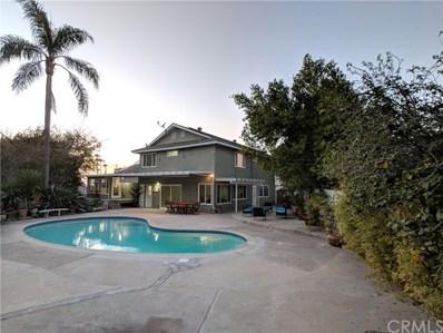 18772 Avolinda Drive, Yorba Linda, CA 92886 - MLS#: OC18053277