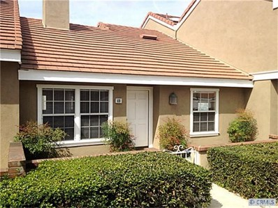 49 Dartmouth UNIT 47, Irvine, CA 92612 - MLS#: OC18054355