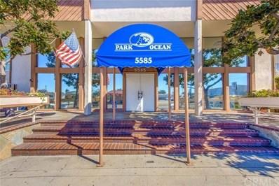 5585 E Pacific Coast UNIT 260, Long Beach, CA 90804 - MLS#: OC18054982