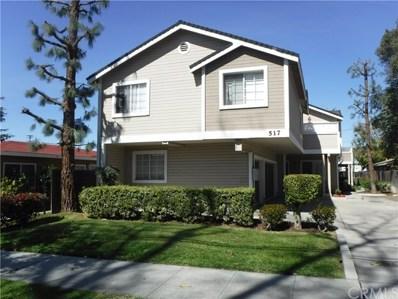 517 Williamson Avenue UNIT D, Fullerton, CA 92832 - MLS#: OC18055482