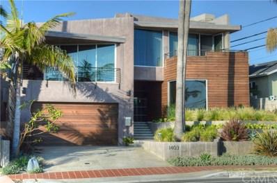 1403 S Ola Vista, San Clemente, CA 92672 - MLS#: OC18055894