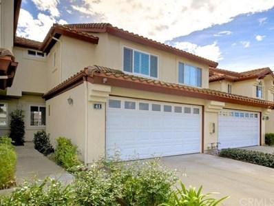 41 Via Lampara, Rancho Santa Margarita, CA 92688 - MLS#: OC18056291