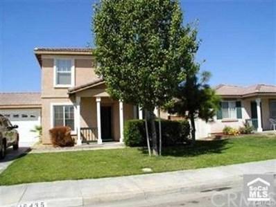 15435 Bello Way, Moreno Valley, CA 92555 - MLS#: OC18059107