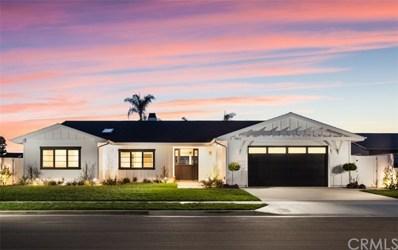 1407 Santiago Drive, Newport Beach, CA 92660 - MLS#: OC18060072
