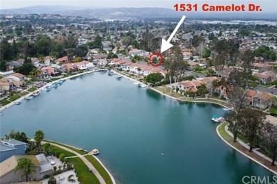 1531 Camelot Drive, Corona, CA 92882 - MLS#: OC18062580