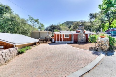 14832 Kitterman, Silverado Canyon, CA 92676 - MLS#: OC18063520
