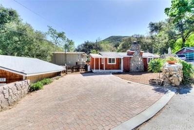 14832 Kitterman, Silverado Canyon, CA 92676 - MLS#: OC18063520