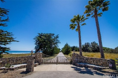 8383 Lone Palm Drive, Cambria, CA 93428 - MLS#: OC18063948