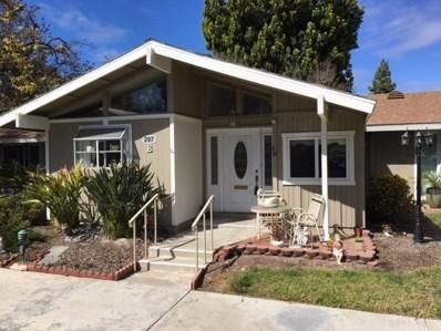 297 Avenida Sevilla, Unit B UNIT B, Laguna Woods, CA 92637 - MLS#: OC18064380