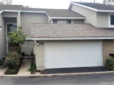 4 Cresthaven UNIT 38, Irvine, CA 92604 - MLS#: OC18066055