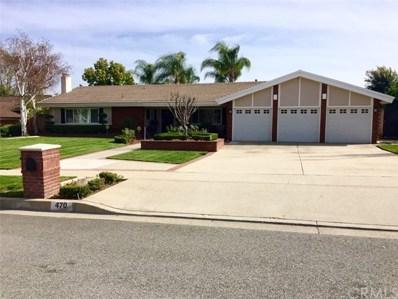 470 Deborah Court, Upland, CA 91784 - MLS#: OC18066072