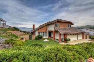 11717 Sierra Sky Drive, Whittier, CA 90601 - MLS#: OC18066096