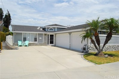 5631 Clark Drive, Huntington Beach, CA 92649 - MLS#: OC18066671