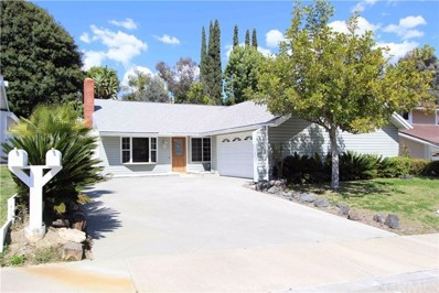 25851 Tree Top Road, Laguna Hills, CA 92653 - MLS#: OC18069035