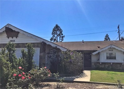 4612 Scenario Drive, Huntington Beach, CA 92649 - MLS#: OC18069068