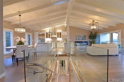 424 Vista Parada, Newport Beach, CA 92660 - MLS#: OC18069265