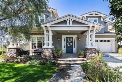 1 Jeremiah Lane, Ladera Ranch, CA 92694 - MLS#: OC18071649