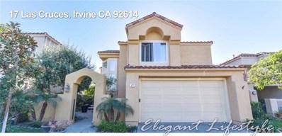 17 Las Cruces, Irvine, CA 92614 - MLS#: OC18072472