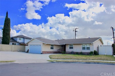 6722 Kiwi Circle, Cypress, CA 90630 - MLS#: OC18072764