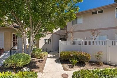 24306 Sage Court UNIT 182, Laguna Hills, CA 92653 - MLS#: OC18073584