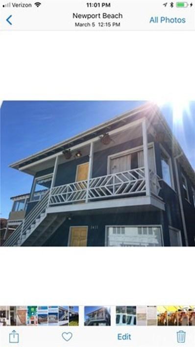 1411 W Bay Avenue, Newport Beach, CA 92661 - MLS#: OC18073702
