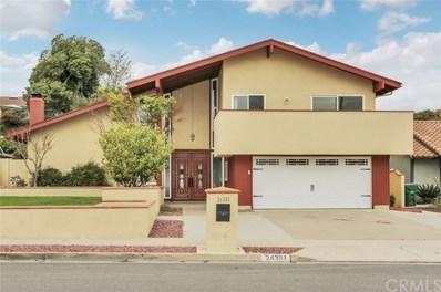 24381 Regina Street, Mission Viejo, CA 92691 - MLS#: OC18074978