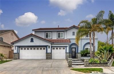 18655 Santa Mariana Street, Fountain Valley, CA 92708 - MLS#: OC18075245