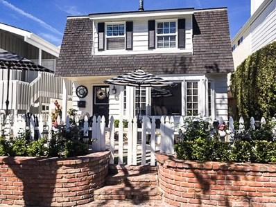 511 Fernleaf Avenue, Corona del Mar, CA 92625 - MLS#: OC18076663