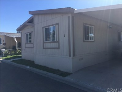 777 S Temescal Street UNIT 9, Corona, CA 92879 - MLS#: OC18078254