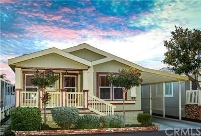 16400 Saybrook Lane UNIT 46, Huntington Beach, CA 92649 - MLS#: OC18079167
