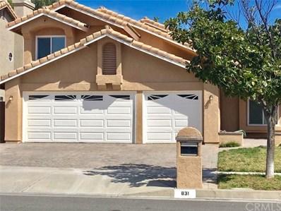 631 Terra Drive, Corona, CA 92879 - MLS#: OC18079407