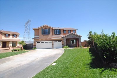 5517 Sugar Maple Way, Fontana, CA 92336 - MLS#: OC18079442