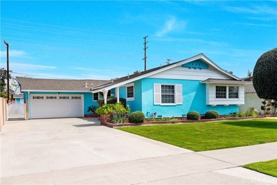 1360 S Gilbuck Street, Anaheim, CA 92802 - MLS#: OC18080561
