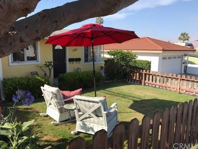 101 W Paseo De Cristobal UNIT A, San Clemente, CA 92672 - MLS#: OC18082671