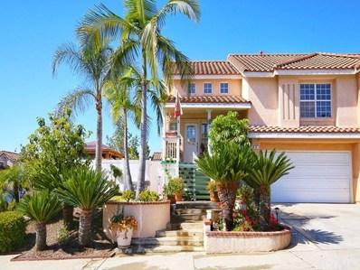 11 Via Espiritu, Rancho Santa Margarita, CA 92688 - MLS#: OC18083068