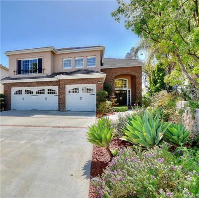21711 Honeysuckle Street, Rancho Santa Margarita, CA 92679 - MLS#: OC18084988