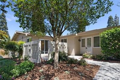 550 Via Estrada UNIT C, Laguna Woods, CA 92637 - MLS#: OC18086057